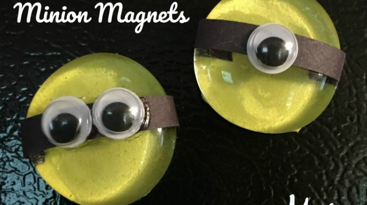 Simple and Cute Minion #Crafts