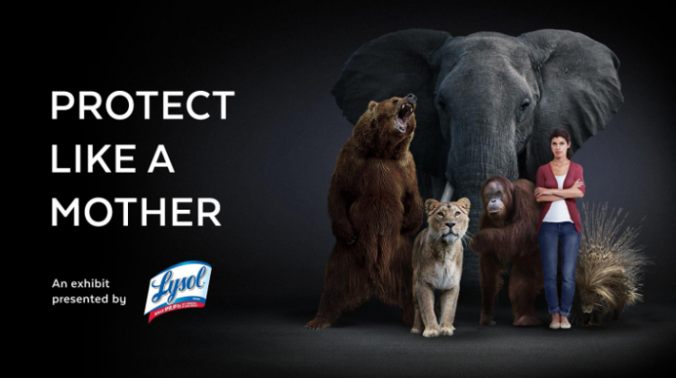 How do You Protect Like a Mother? Use Lysol to Keep them Safe! #ProtectLikeaMother