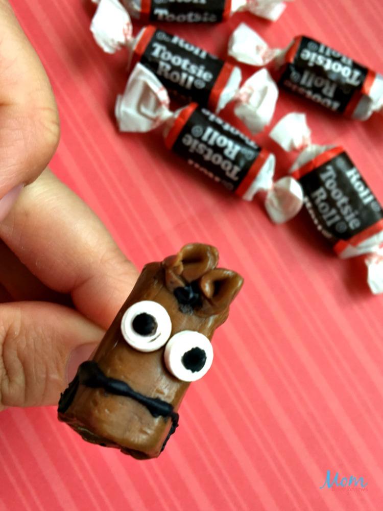 horse cupcake topper