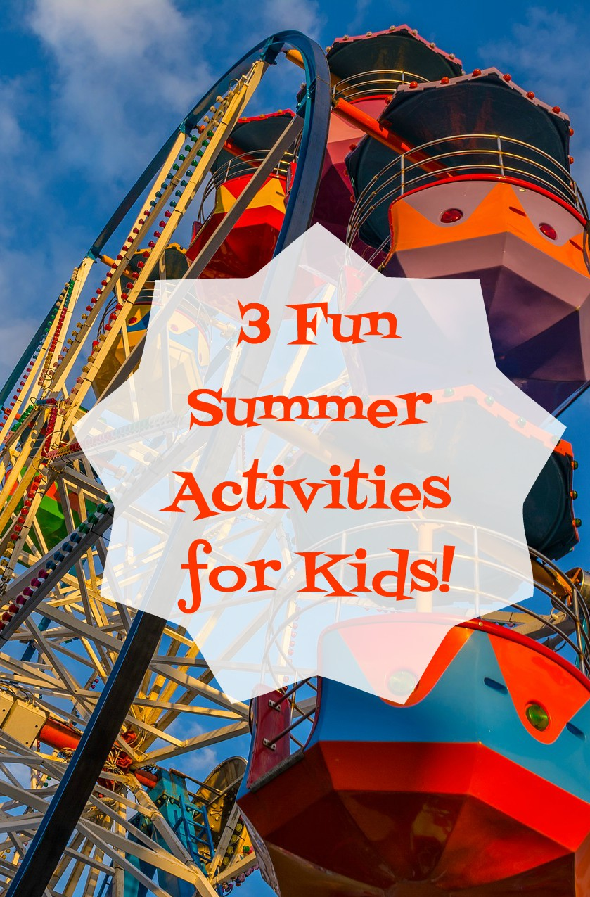 Fun Summer Activities for your Kids