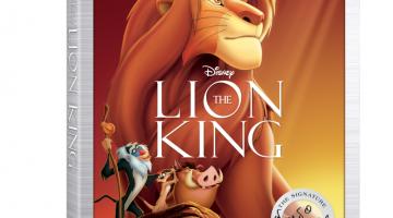 Disney's The Lion King On Digital 8/15, Blu-ray 8/29