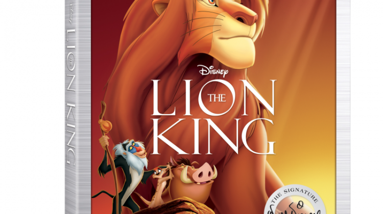 Disney's The Lion King On Digital 8/15, Blu-ray 8/29