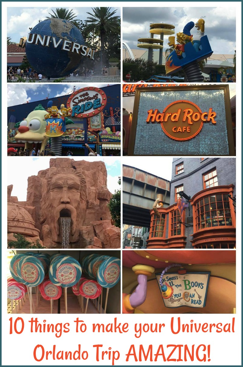 10 Things you NEED for Universal Orlando