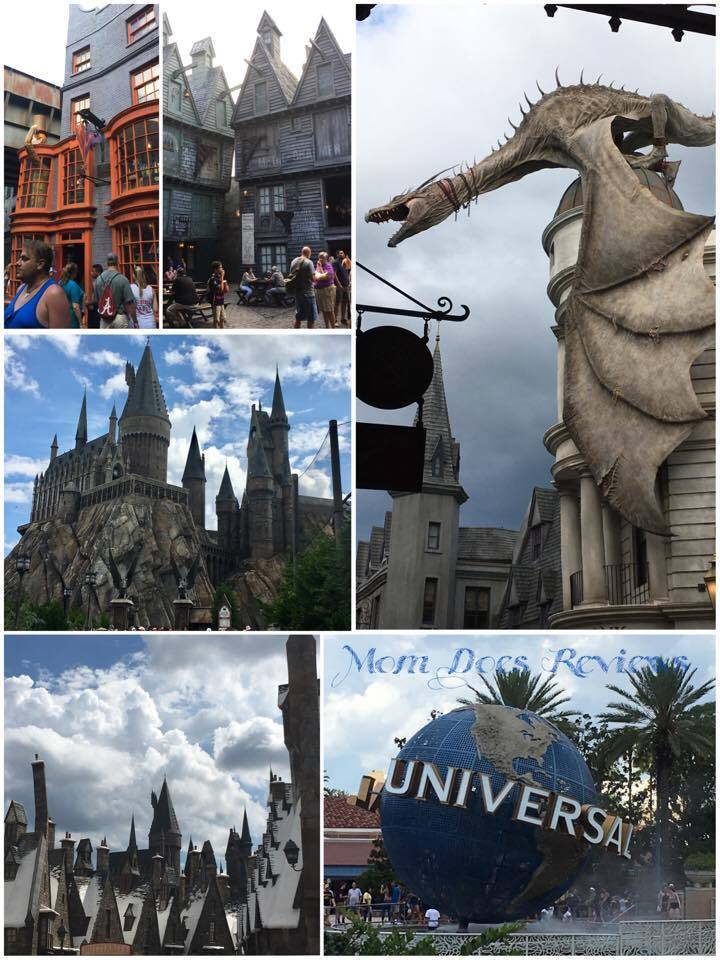 Harry Potter Highlights in Universal