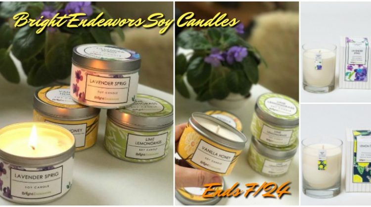 Bright Endeavors Candles