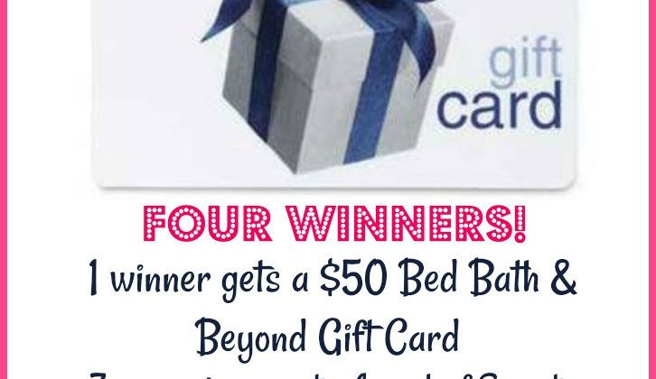 win Bed Bath and Beyond