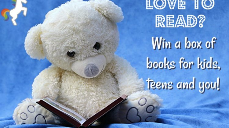 #Win a Box of Books!! #MDRSummerFun ends 8/8 US only