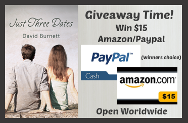 Just Three Dates Book Review and Giveaway