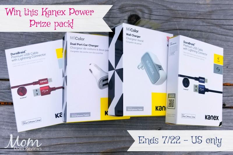 Kanex Prize pack