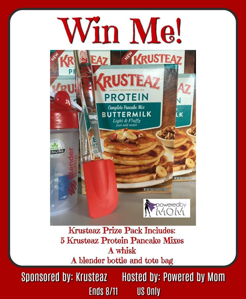 Win Krusteaz prize pack