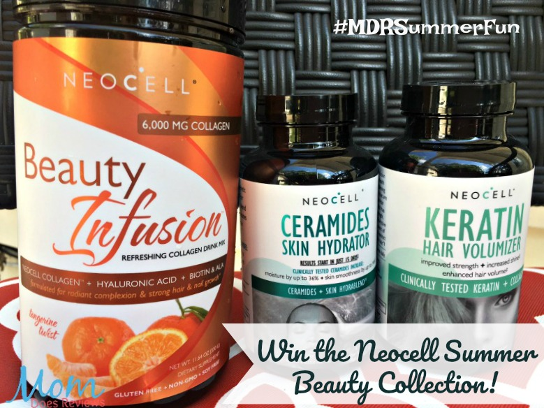 Neocell beauty prize pack