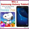 win samsung galaxy tablet