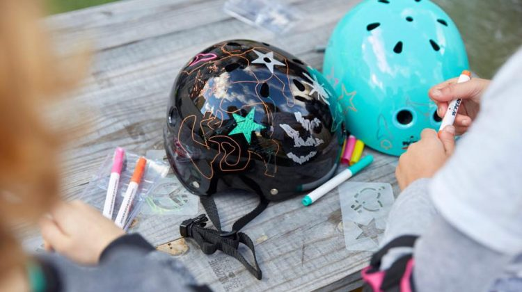 Wipeout Helmets, so much fun!