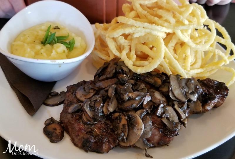 110 Grill Steak Dinner