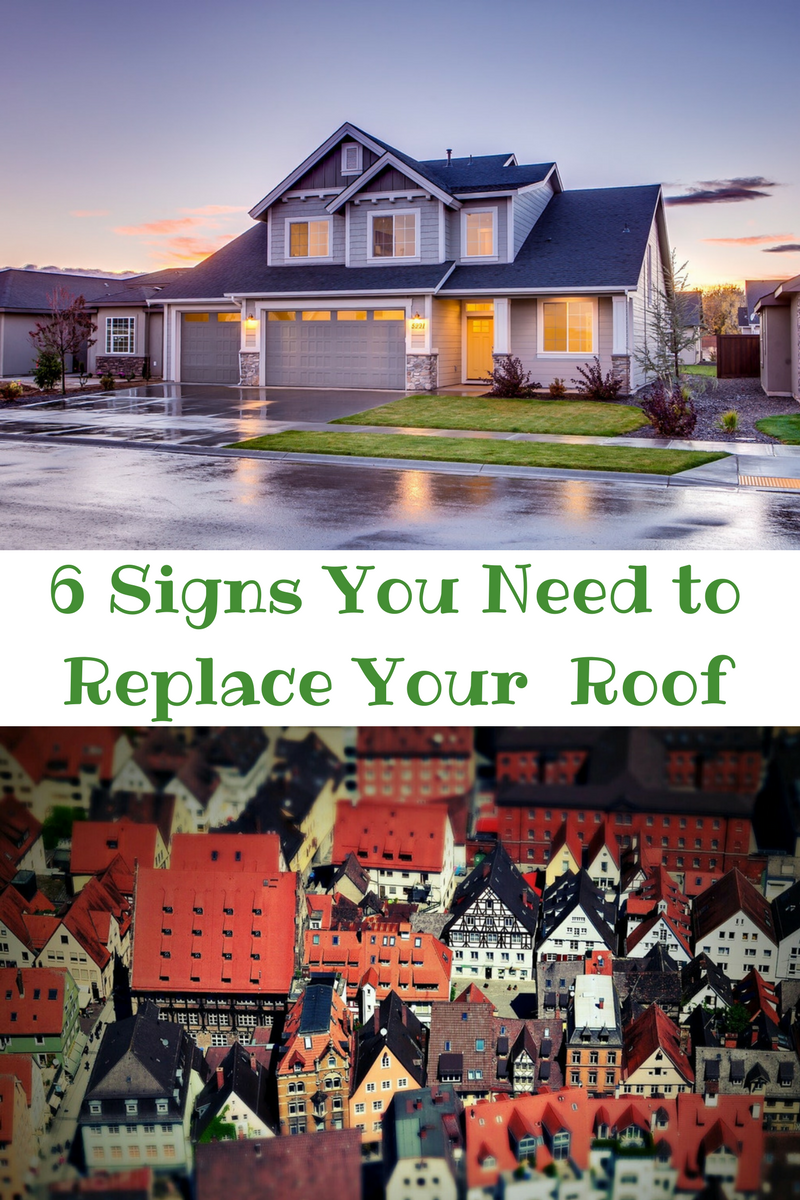 6 Signs You Need to Replace Your Asphalt Roof