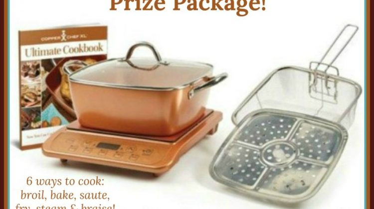 #Win a Copper Chef 11″ 6-Piece Prize Package! US Ends 8/30