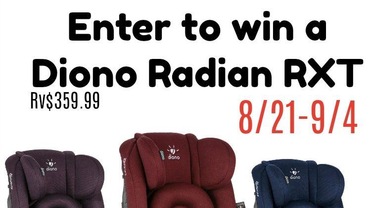 Win Diono Car Seat