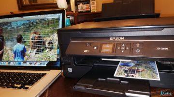 New School Year Preparation With Epson Expression Printer #Back2School17
