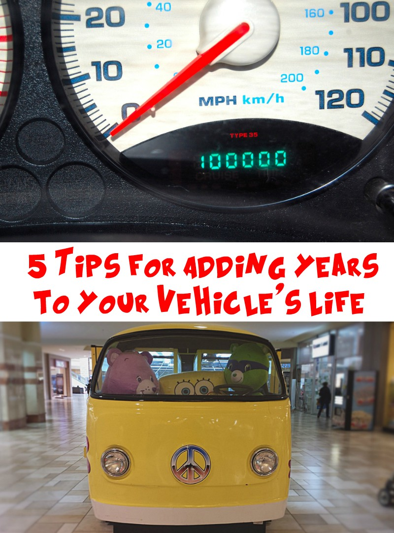 Have a High-Mileage Car? 5 Tips for Adding Years to Your Vehicle's