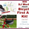 SJ Works Classic Bicycle First Aid Kit Giveaway button