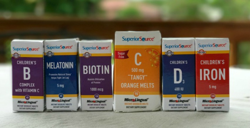 Superior Source vitamins