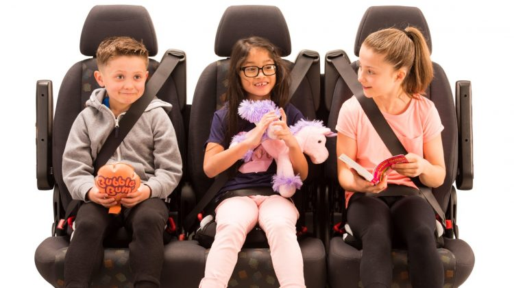 The Beauty of BubbleBum Inflatable Booster Seats #Review #Back2School17