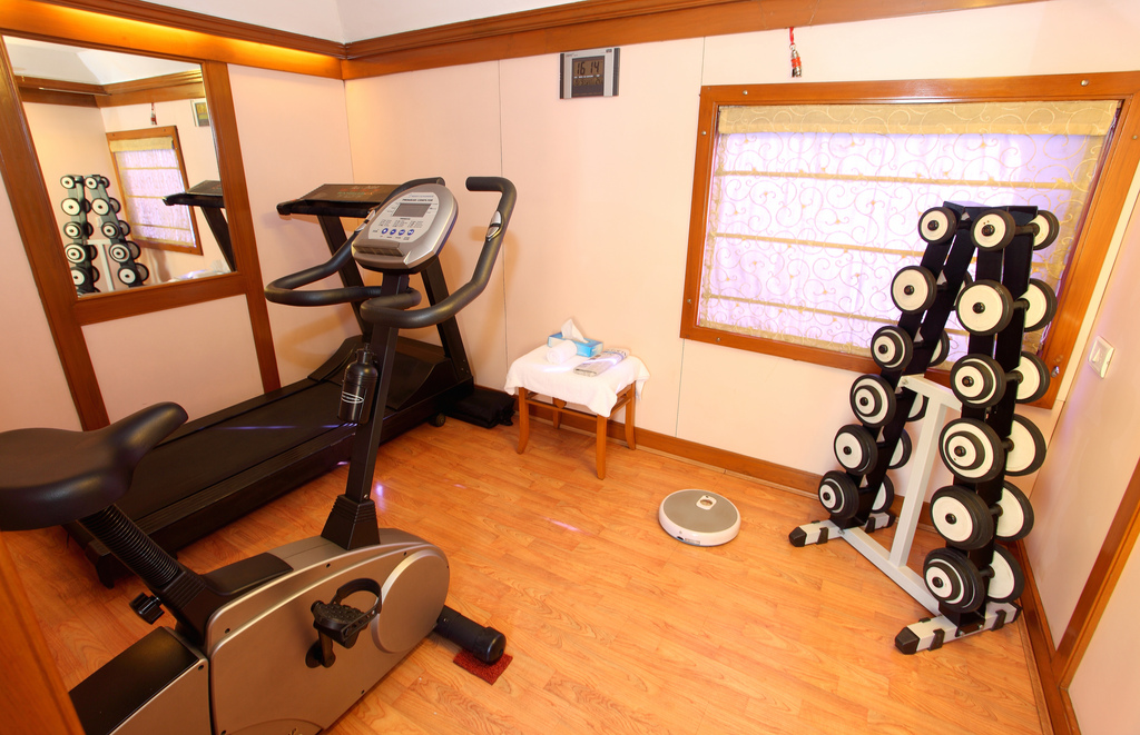 Tips for setting up the perfect home gym