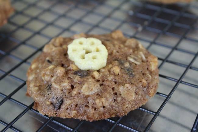 Honeycomb cookie