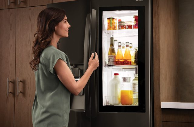LG's InstaView™ Fridge- Perfect for any Kitchen @LGUS @BestBuy #ad #BestBuy