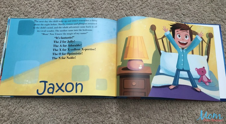 Discover The Magic of Your Child's Name #Review -
