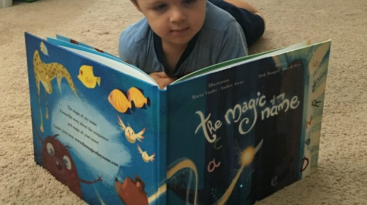 Discover The Magic of Your Child's Name #Review