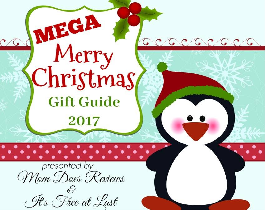 Mega Merry Christmas Gift Guide 2017
