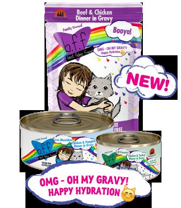 Oh My Gravy BFF food