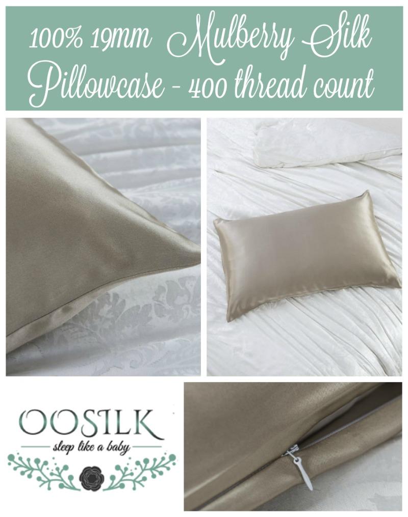Oosilk Luxury Pillowcases And Eye Masks Mdrsummerfun