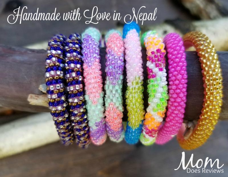 Sashka Co Glass Beaded Bracelets Are Made With Love Back2school17