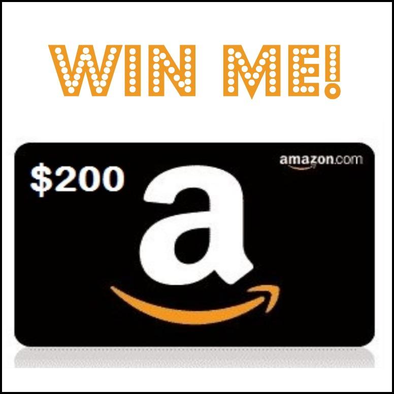 Win $200 amazon gc