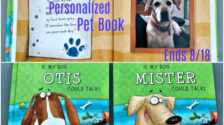 2 #Winners for Pet I See Me books! Ends 8/18 US only