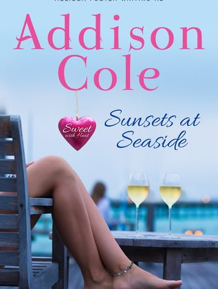 Sunsets at Seaside by Addison Cole