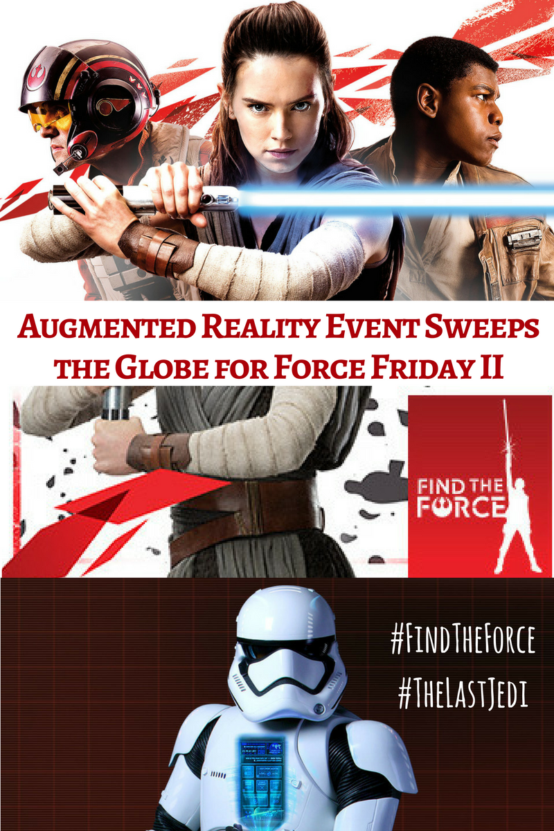 Augmented Reality Event Sweeps the Globe for Force Friday II