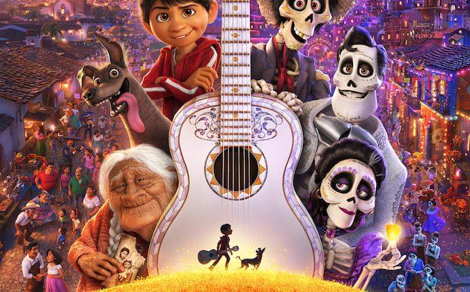 Disney•Pixar's COCO – New Trailer Now Available #PixarCoco