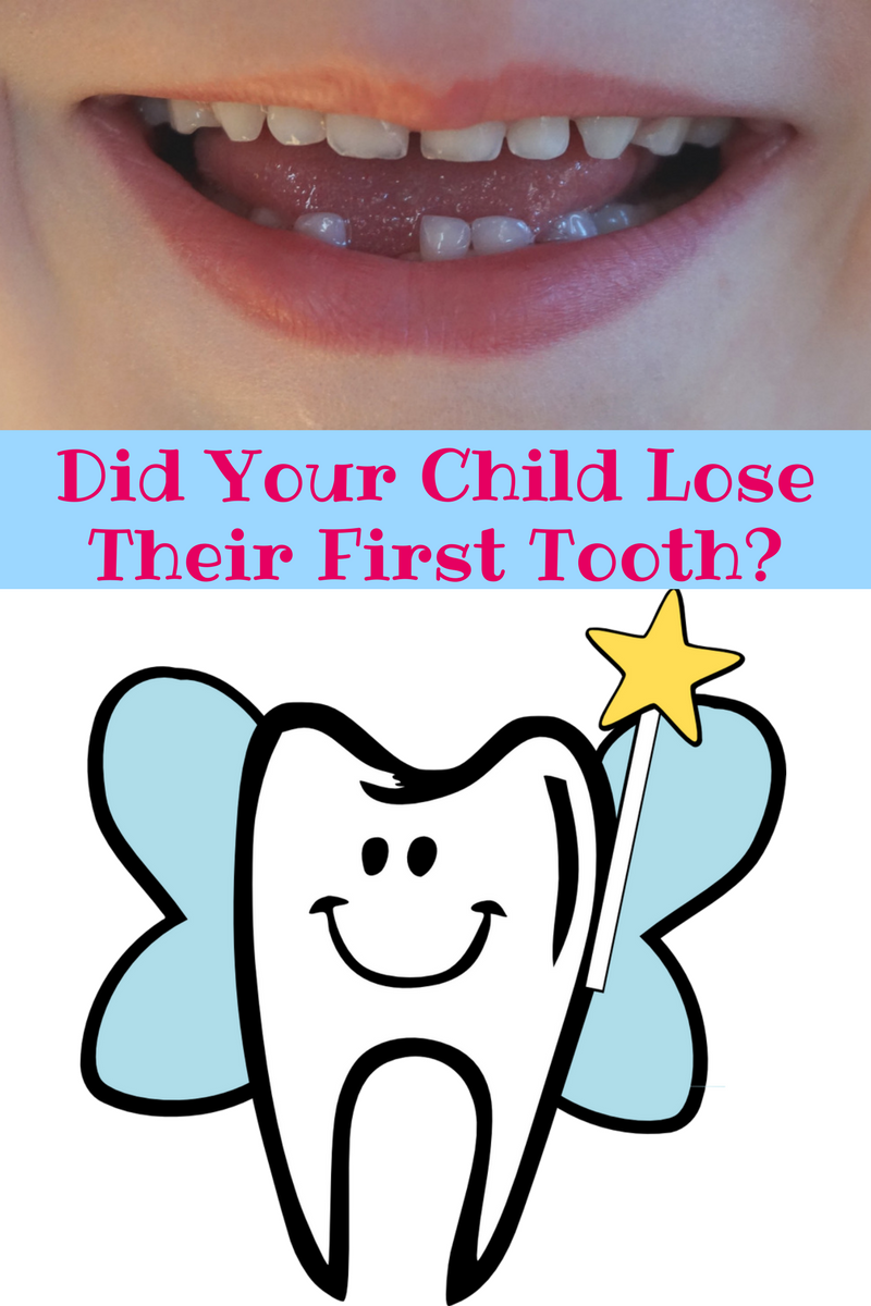 Did Your Child Lose Their First Tooth? How to Use It as a Learning Activity