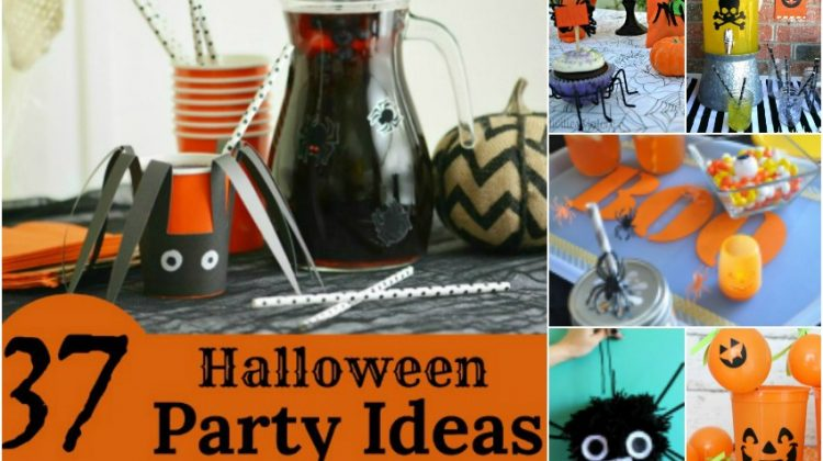 37 Halloween Party Ideas for a Spooktacular Fun Time!