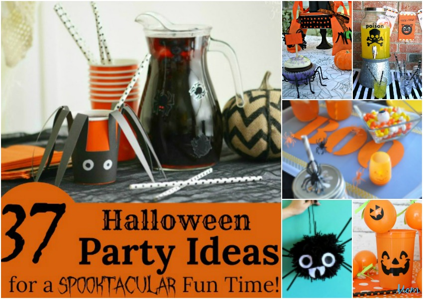 Halloween Part Ideas for a Spooktacular Good Time