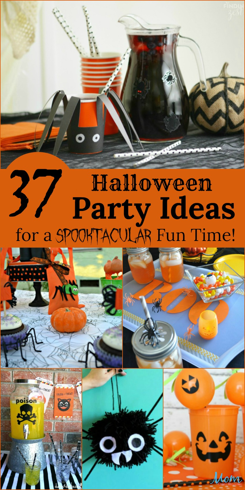 37 halloween party ideas for a spooktacular fun time for How to have a great halloween party