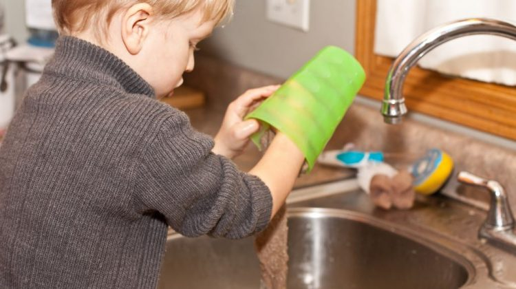 4 Chores Kids Can Do to Keep Themselves Busy and Engaged