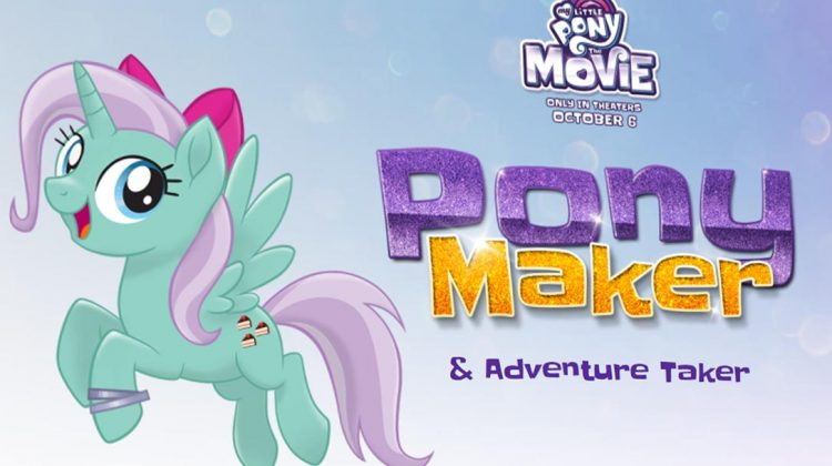 My Little Pony: The Movie – Coming to theaters October 6! #MyLittlePonyMovie