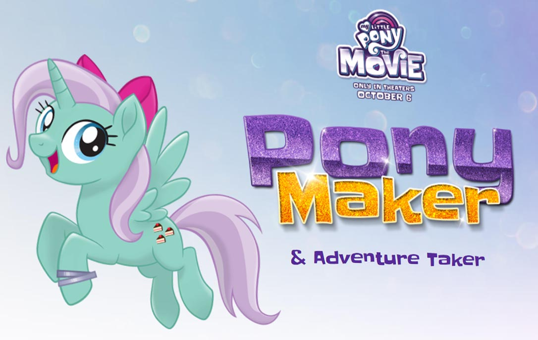 My Little Pony The Movie  Coming to theaters October 6