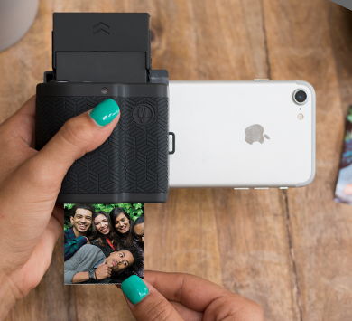 Make Memories Anywhere with PRYNT Portable Printer for iPhone #OwnTheMoment #Back2School17