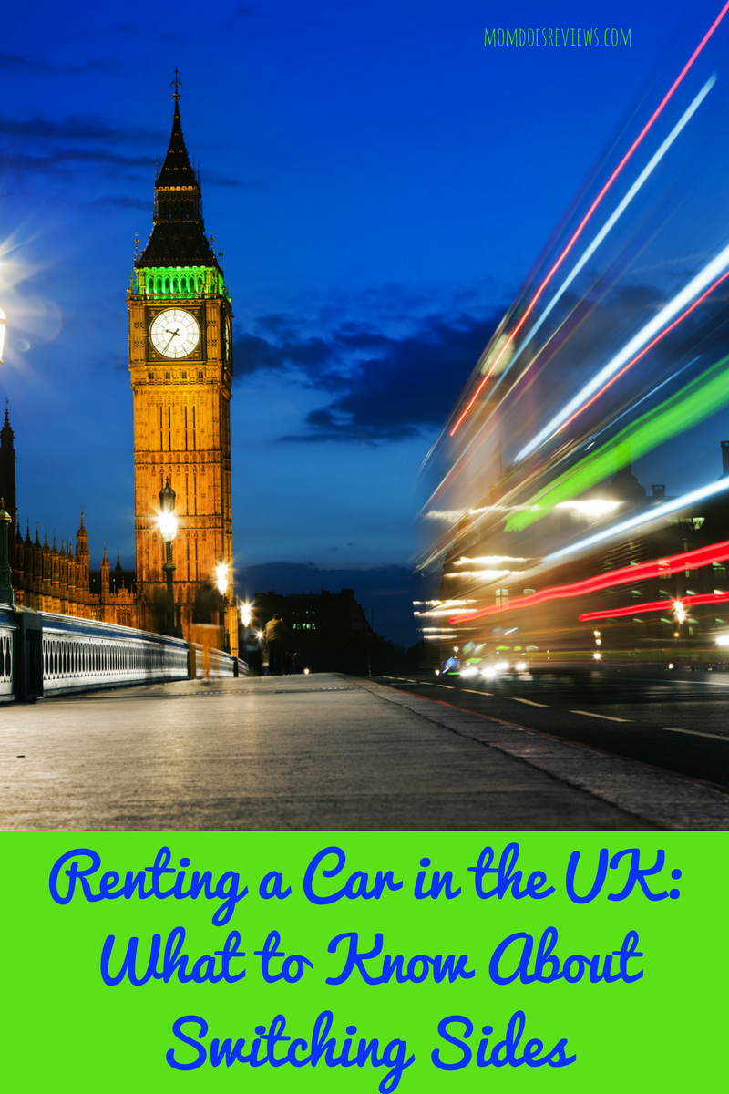 Renting a Car in the UK: What to Know About Switching Sides