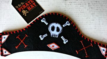 Seedling Pirate Crafts Let Your Imagination Sail #Review #MegaChristmas17